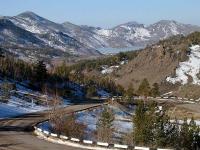 Первая канатная дорога с подъемником открылась в Баянауле