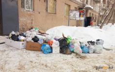 Увеличение тарифов на вывоз мусора рассмотрят павлодарские депутаты
