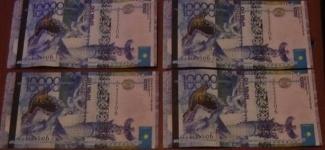 В Экибастузе мужчина оплачивал покупки сувенирными деньгами
