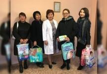 В Павлодаре свыше двухсот госслужащих приняли участие в благотворительной акции