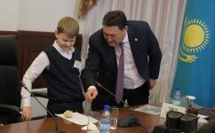 Школьник предложил сделать соль символом Павлодара