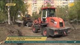 Павлодарцев возмутило исчезновение с одной из улиц скульптур известных авторов