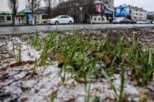 Похолодание и мокрый снег прогнозируют синоптики