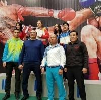 Павлодарская спортсменка стала чемпионом РК по тайскому боксу