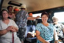 Двухдневную экскурсию в столицу организовали для пенсионеров села Павлодарское