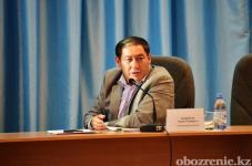 Недовольство работой местной службы полиции выразил Нуржан Ашимбетов