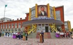 Новой школе в Павлодарской области дали имя Абая