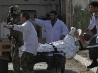 В Афганистане террорист-смертник атаковал военный конвой