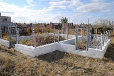 Могильных оград на миллион тенге наворовал житель Павлодарской области