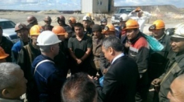 """Жалобы горняков """"Майкаинзолото"""" на тяжелые условия труда подтвердились"""