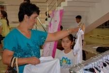 В Павлодаре начала работу школьная ярмарка