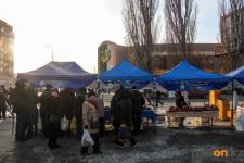 Сельхозярмарка пройдет в Павлодаре в эту субботу