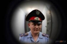 Павлодарские участковые пошли по домам