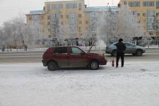 В Павлодаре проверили отзывчивость автолюбителей