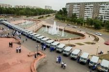 Врачи скорой помощи Павлодарской области получили 59 новых машин