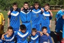 110 ребят из детских домов региона поучаствовали в Малых олимпийских играх