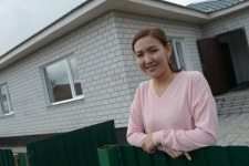 В селе Жана Жулдыз сдали четыре квартиры для работников бюджетной сферы