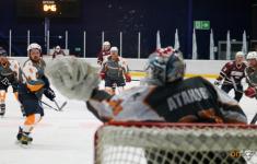 В Павлодаре состоялся финал турнира «Алюминиевой хоккейной лиги»