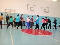 В павлодарских селах прошла спортивная эстафета «Молодежь - будущее страны!