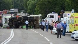 Виновник ДТП под Подольском жалуется на потерю памяти