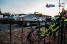 Велосипедист скончался в ДТП на трассе в Павлодарской области
