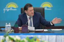 Аким Павлодарской области обрушился с критикой на работу местной полиции и акимов районов