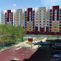 Дом для очередников планируют сдать в июне в микрорайоне Сарыарка