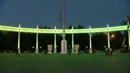 Впервые в Павлодаре осветят телевышку