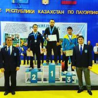 Павлодарец стал чемпионом Казахстана по пауэрлифтингу, подняв 487 килограмм