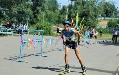 Чемпионат по лыжероллерным гонкам открылся в Павлодаре