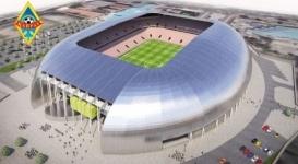 Представлен проект обновленного Центрального стадиона Алматы
