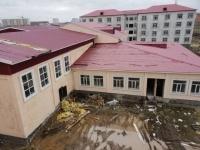 Аким Экибастуза рассказал о судьбе учебного комплекса, построенного на болоте