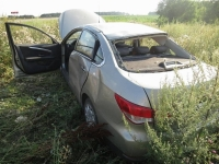 Семья попала в ДТП на трассе «Павлодар - Нур-Султан»