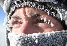 Восемь человек получили обморожения в Павлодаре