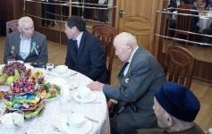 Три ветерана получили новые квартиры в Павлодаре