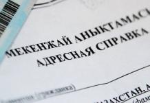 Павлодарским школам напомнили, что нельзя требовать с учеников адресные справки