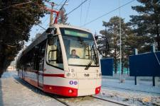 Жители Второго Павлодара попросили провести к ним трамвайную линию