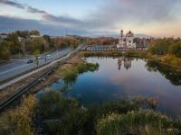 В Павлодаре благоустроят искусственный водоем в районе улицы Камзина