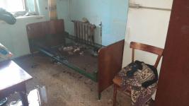 Павлодарец пострадал при пожаре, который произошел из-за непотушенной сигареты