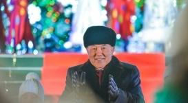 Назарбаев дал старт предновогодней суете
