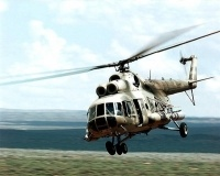 Из Семея в Экибастуз на трех вертолетах «МИ-8» прибыли дополнительные вооруженные силы