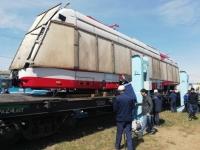 Белорусская фирма возобновила поставку новых трамваев в Павлодар