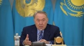 Назарбаев провел совещание в Акорде
