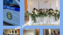Владелец кафе заперся от полицейских вместе с гостями свадьбы в Павлодаре