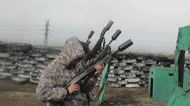 В Павлодаре прошли совместные учения спецподразделений нацгвардии и полиции