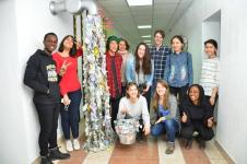 Иностранных студентов удивили павлодарские трамваи
