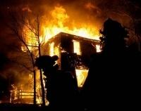 В селе Кенжеколь загорелось здание акимата