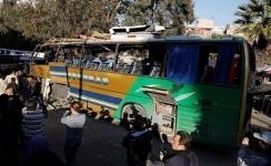 При взрыве автобуса с паломниками в Дамаске погибли семь человек