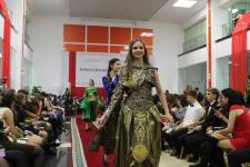 В Павлодаре прошел показ мод «PavlodarFashionWeek2015»