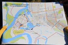 Этноаул и триатлонную зону планируют построить на берегу Усольского микрорайона